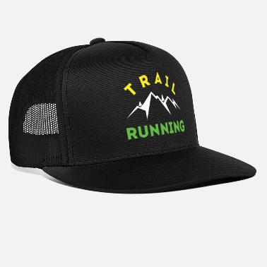 Trail Trail Running - Cappello trucker