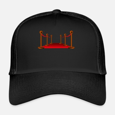 Carpet Red carpet - Trucker Cap
