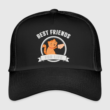 Best friends for life - Trucker Cap