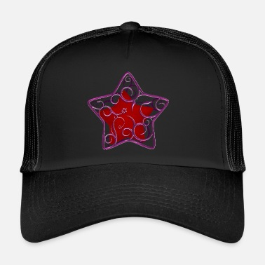 Cage Star in the cage - Trucker Cap