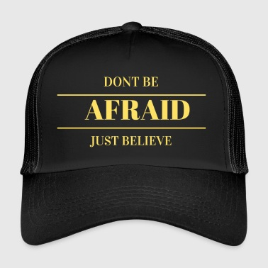 Marvin Lara - Just Believe - Trucker Cap
