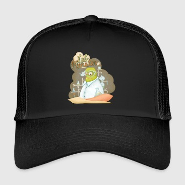 Lab Monster - Trucker Cap