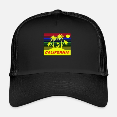 Californie Californie / Californie - Trucker Cap