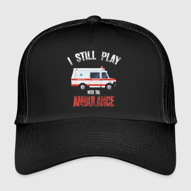 ambulance - Trucker Cap