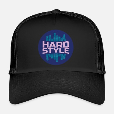 Equalizzatore Equalizzatore hardstyle - Trucker Cap