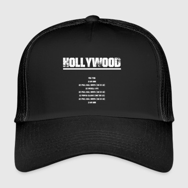 Hollywood - Trucker Cap