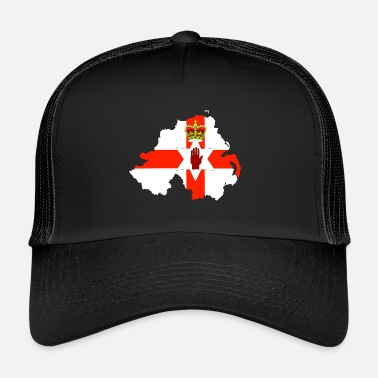 Northern Ireland Double Exposure Northern Ireland - Trucker Cap