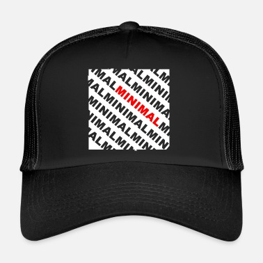 Minimum Musique minimum - Trucker Cap