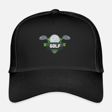 Clubs De Golf Golf et clubs de golf - Trucker Cap