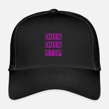 Dub DUB& DUB& STEP, DUBSTEP - Trucker Cap