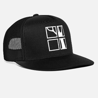 Windows Windows med udsigt - Trucker cap