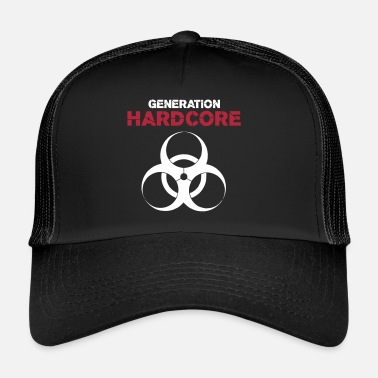 Rave Generation HC Rave Quote - Trucker Cap