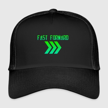 Fast Forward / Fast Forward / In the fast lane - Trucker Cap