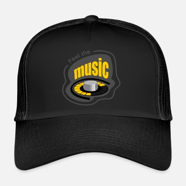 Musical Music - Trucker Cap