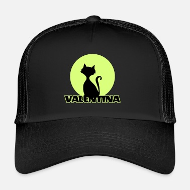 Name Valentina Name First name - Trucker Cap