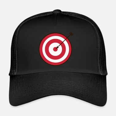 Compound archery arrow bow crossbow target sports58 - Trucker Cap