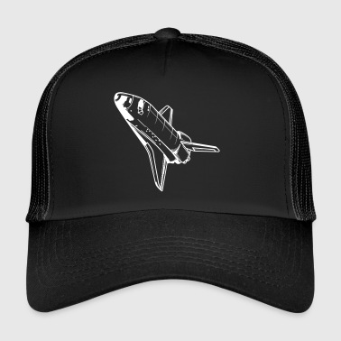 spaceship - Trucker Cap