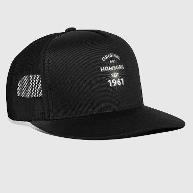 Original from Hamburg since 1961 - Trucker Cap