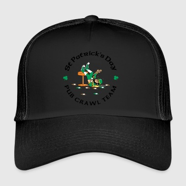 Irish Pub Crawl Team - Trucker Cap