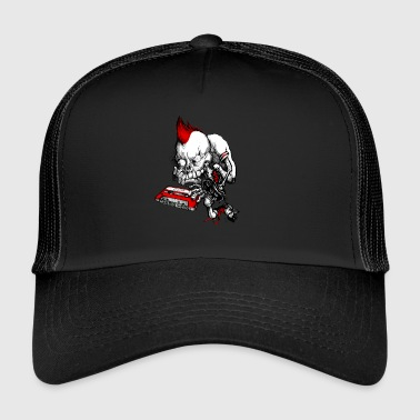 Rock Ruban Punk Mix - Trucker Cap