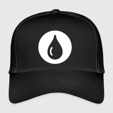 Drop Of Blood - Trucker Cap