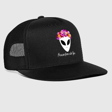 Princess from outer space - Trucker Cap