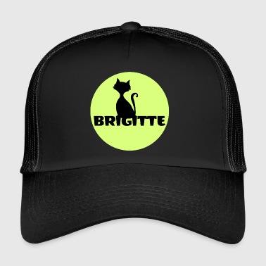 Name Day Brigitte First name name day gift - Trucker Cap