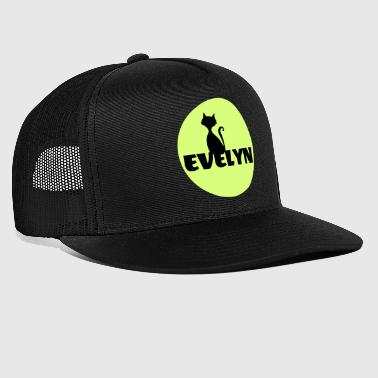 Evelyn Surname First name - Trucker Cap