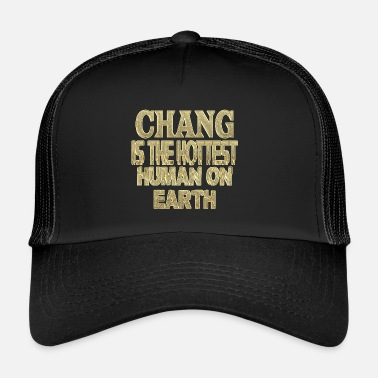 Change chang - Trucker Cap