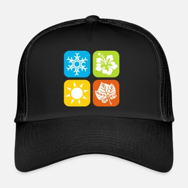 Seasonal Seasons - Trucker Cap