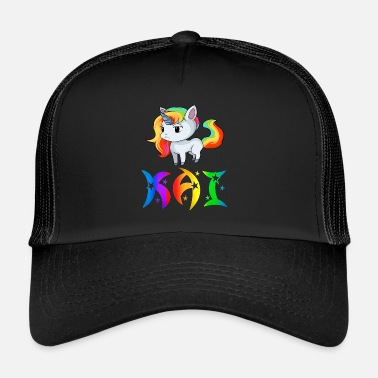 Kai Kai unicorn - Trucker Cap