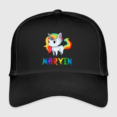 Unicorn Marvin - Trucker Cap