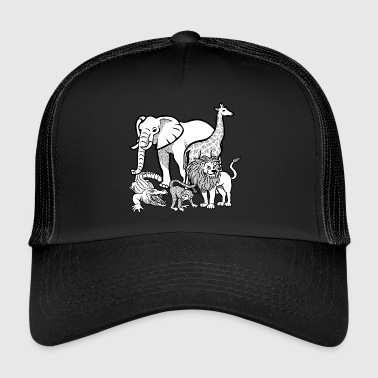zoo - Trucker Cap