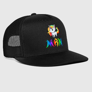 Unicorn Man - Trucker Cap