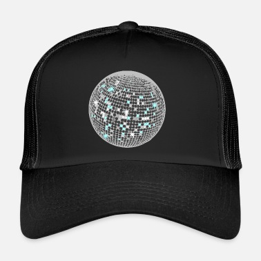 Disco Ball Disco ball - Trucker Cap