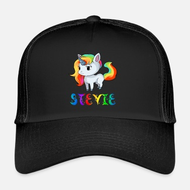 Steve Unicorn Stevie - Trucker Cap
