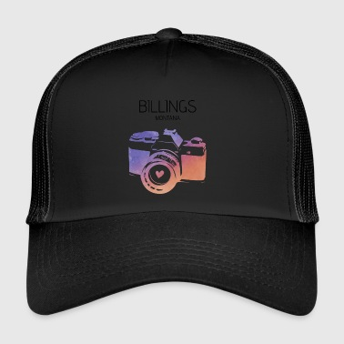 Kamera Billings Montana - Trucker Cap