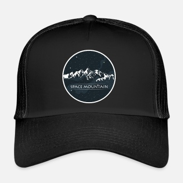 Montagne Space Mountain - Trucker Cap