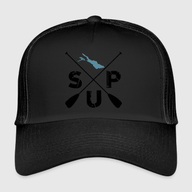 Super SUP - Trucker Cap