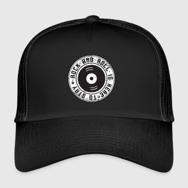 Rock N Roll Rock n roll - Trucker Cap