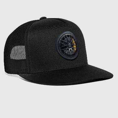 Bereci Clothing Rim 1 - Trucker Cap