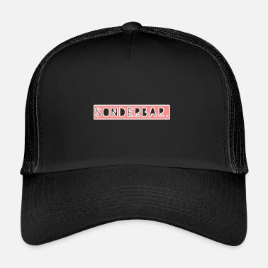 Outo outo - Trucker Cap