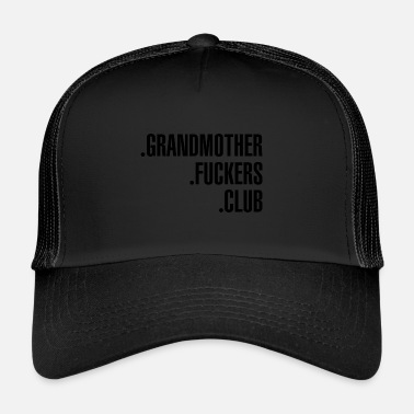 Club S Oma Club - Trucker Cap