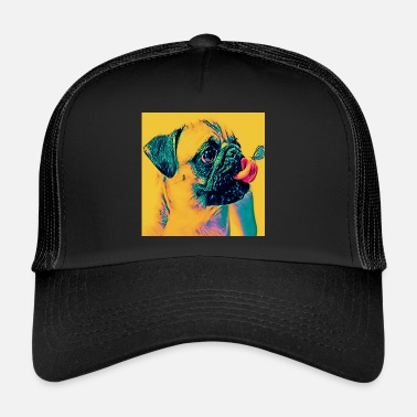 Pop-art Pop Art - Trucker Cap