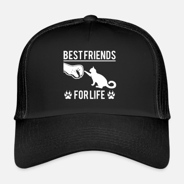 Best Friends Best Friends for Life Gift - Trucker Cap
