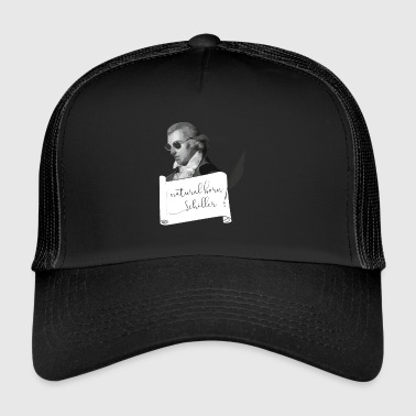 Natural Born Schiller - Trucker Cap
