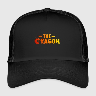 The Dragon [Red] - Trucker Cap