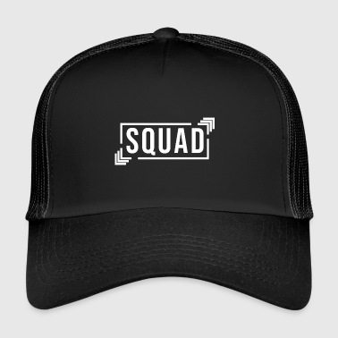 Venner Friendship Gift Team Group Clique - Trucker Cap