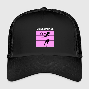 Volleyball women - Trucker Cap