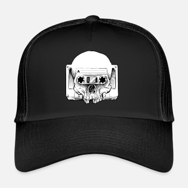 Audio Audio Skull - Trucker cap